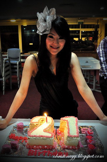 Vera's 21st Birthday at Pandan Delight