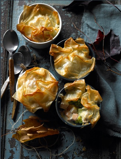 1 MoominFooPinterest-Chicken Broccoli Phyllo Pot Pies Idea