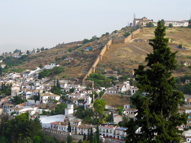 Granada View of Sacromonte