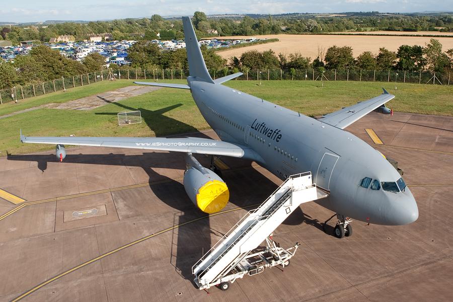 RIAT A310 MRTT Luftwaffe