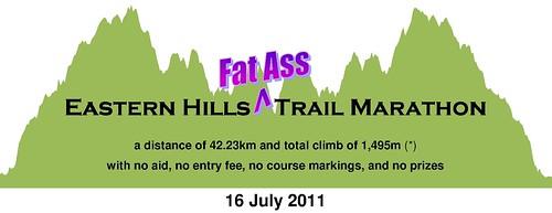 Eastern Hills Trail Marathon