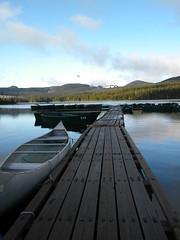 Olallie Lake (katheworsley) Tags: kayaking mtjefferson wildflowers cascademountainrange olallielake cabincamping