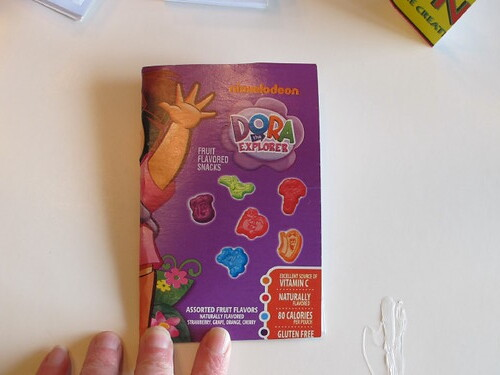 Dora book front cover