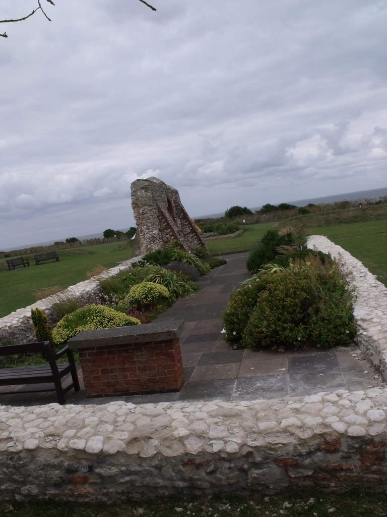Ruins of St Edmund