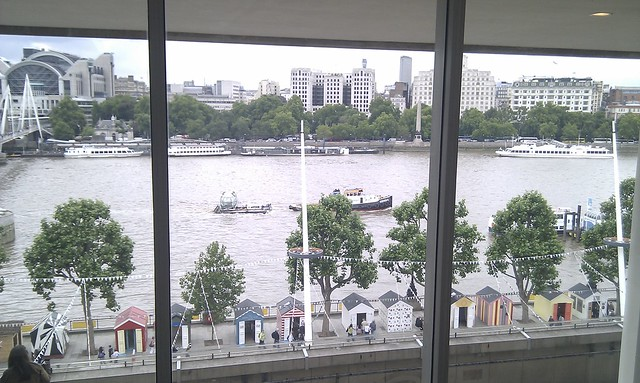 View from the Royal Festival Hall