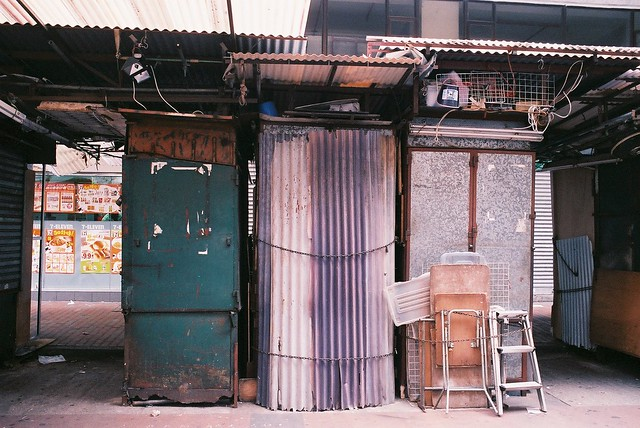 2011.06.27 香港 (Nikon FE2)