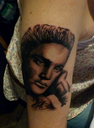 Body Tattoos July 2011