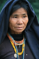 Traditional jewelry on the Kameng river Adventure rafting and Kayaking trip