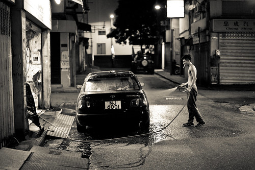 Late Night Car Wash (Tai Hung)