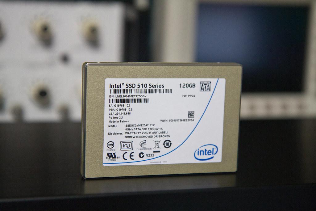 Intel 510