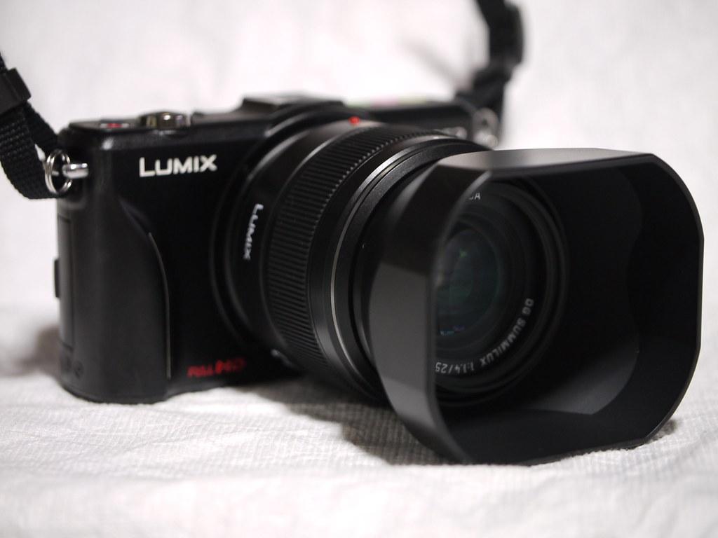 Leica DG 25mm F1.4 + GF2