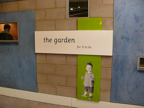 The Garden : Science Museum for kids