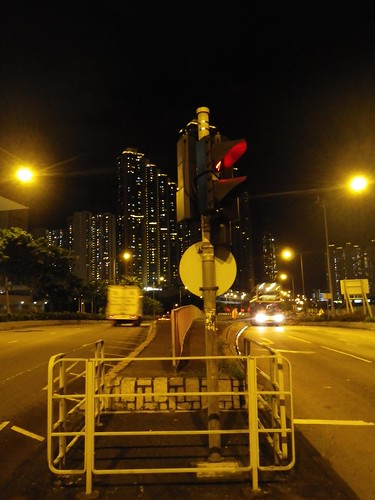 20110719 Late night 10km Road Run