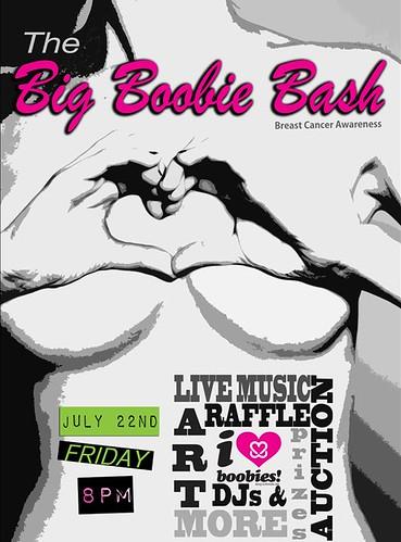 Big Boobie Bash