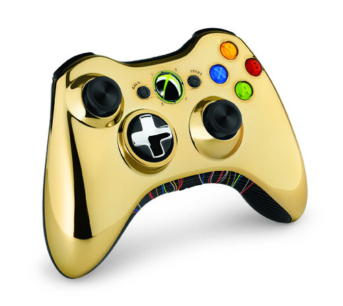 C-3PO Xbox 360 Controller