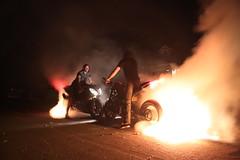 lift-off (Silent Partner Pdx) Tags: portland spittingfire firebikes silentpartnerpdx