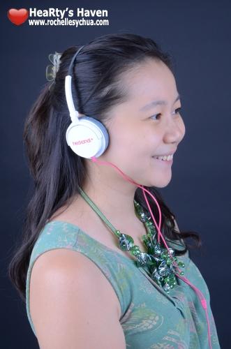 Roch Hed Kandi Headsets