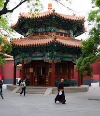 _DSC7742 (durr-architect) Tags: china school court temple peace buddhist beijing buddhism prince palace monastery harmony lama tibetan han dynasty emperor qing kangxi yonghegong lamasery monasteries yongzheng eunuchs