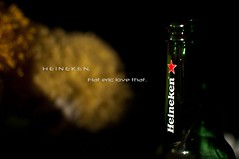 heineken f (Max.photographies) Tags: party beer yellow heineken fun nikon eric flat humour alcool beat soire nikkor 18 35 afs biere dx 1664 bourr d5000
