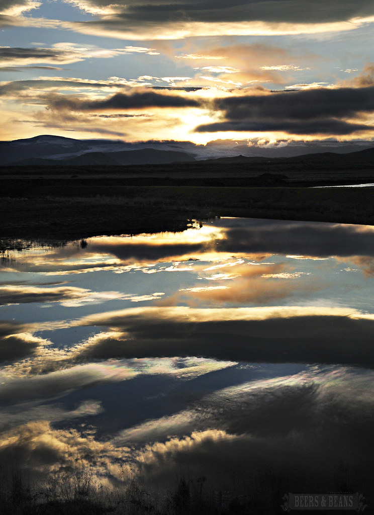 Iceland Reflection 2 Smaller for BnB