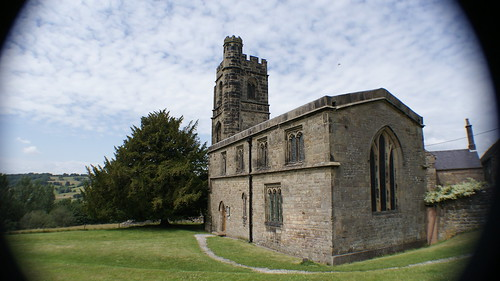 Lea Mill Church - 750 years old by Mdrewe