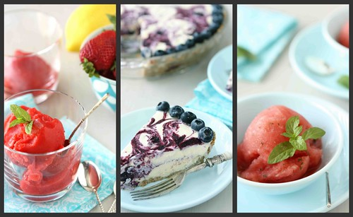 Blueberry Swirl Ice Cream Pie With Hazelnut Crust Recipes — Dishmaps
