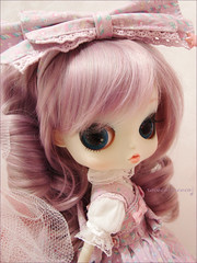 Sugar and Spice and Everything Nice! (Paula ~) Tags: cute rose doll pretty lavender lolita planning ap groove angelic jun sucre leekeworld rewigged byul
