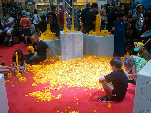 Comic-Con 2011 Legos