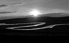 CUCKMERE VALLEY (Dave Arnold) Tags: uk light sunset england sky blackandwhite cloud inspiration seascape abstract black reflection art classic nature monochrome beautiful silhouette clouds composition silver reflections river landscape sussex coast landscapes countryside photo bill blackwhite cool movement nikon artist seascapes view natural emotion artistic contemporary horizon country creative culture silhouettes dramatic atmosphere tint icon coastal valley zen mysterious imagination brandt southeast conceptual capture shape universe southcoast magical sevensisters eastsussex tone atmospheric southdowns shimmer headland cuckmere billbrandt blackwhitephotos arnoldart