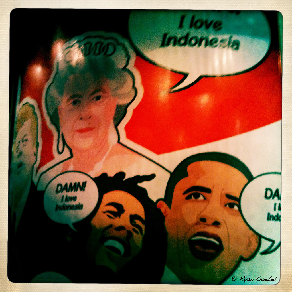 Obama, the Queen, JFK, and Bob Marley all love Indonesia. Shouldn't you too?