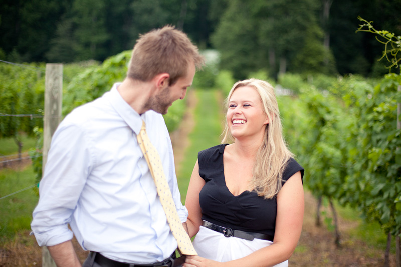 Oak Crest Winery | Suprprise Engagement Party!