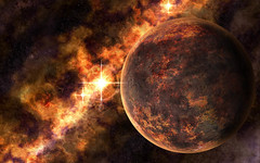 nibiru_2012 (planetarytraveler1) Tags: art illustration digital images x planet astronomy eris planetx tyche thedestroyer nibiru wingeddisc
