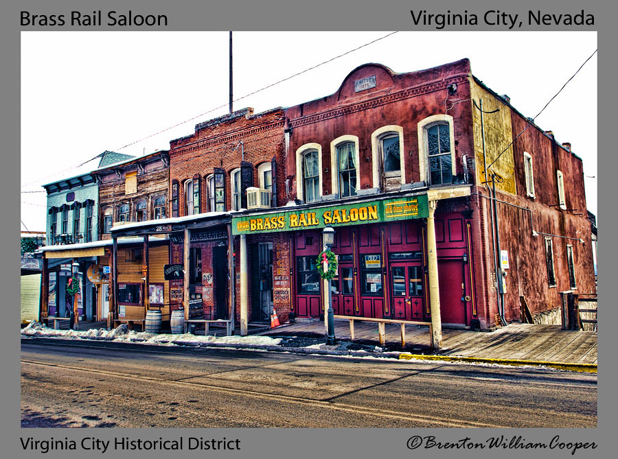 Brass Rail Saloon