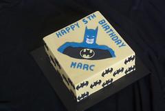 Batman Cake (mags20_eb) Tags: cake logo symbol bat batman