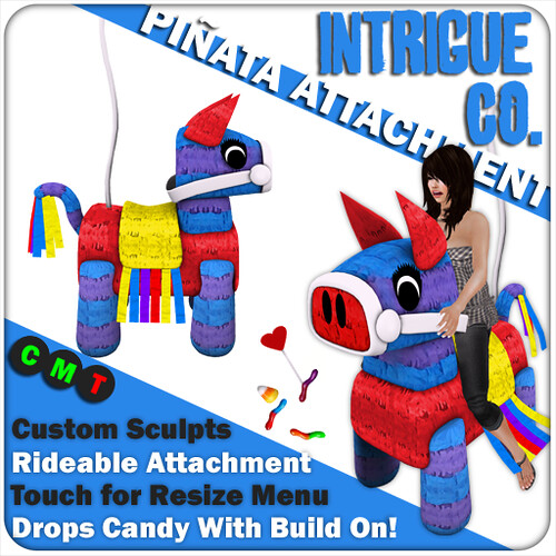Intrigue Co. - Piñata Attachment
