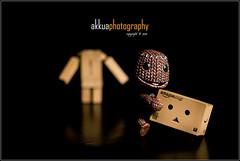 Naughty Sackboy (AK Kua) Tags: japan canon photography eos amazon flash ak mini jp wireless dslr 2470l trigger kua nissin danbo 50d danboard di866