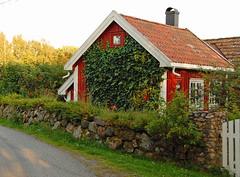 Rrvik (Linepusle) Tags: summer norway larkollen
