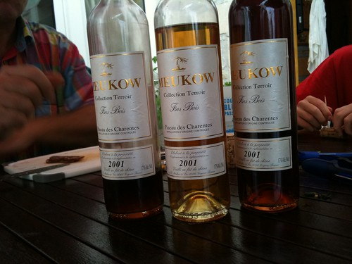 Tasting the Pineau