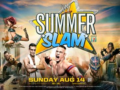 WWE Summerslam 2011 (WWE PPV Wallpapers) Tags: wwe summerslam 2011jpg