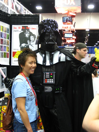 lisa yee and darth