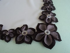 flor japonesa (Quelfuxique) Tags: flores fuxico comofazerflor