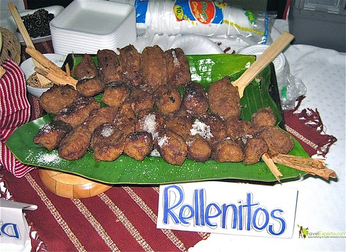 Food Festival Guatemala Food Antigua Rellenitos