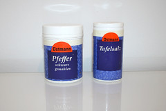 14 - Pfeffer und Salz