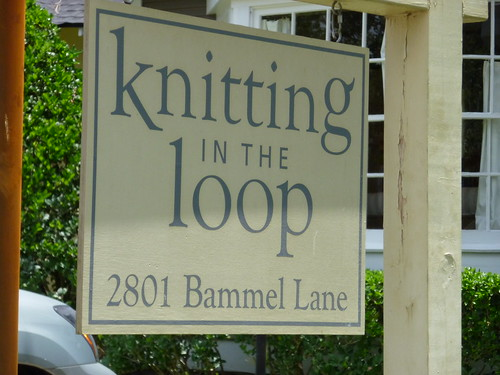 Knitting in The Loop