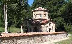 Crkva sv. Petka (kpmst7) Tags: tower church europe unesco monastery macedonia ohrid balkans orthodox easterneurope eurasia southerneurope 2011 slav formeryugoslavia  svetinaum    jugozapaden