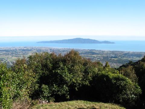 View from Hemi Matenga lookout