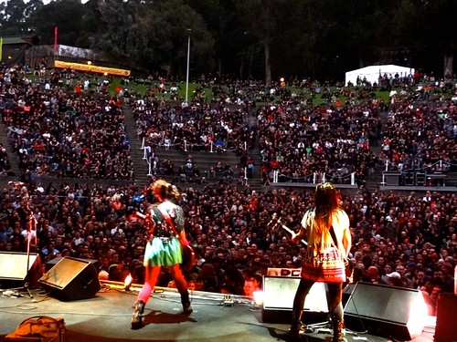 Berkeley, CA: Greek Theatre