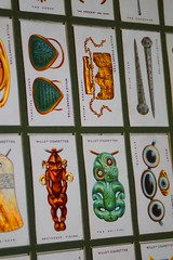 Symbols of Luck (spratpics) Tags: england smoking luck symbols cigarettecards oldcards symbolsofluck teessideengland artworkbypaulwalker willsscigarettecards