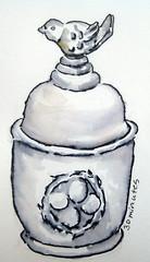 sb bird jar