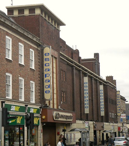 Possible Deco building in Cavendish Street, Chesterfield